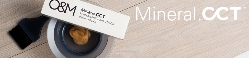 Haarkleuring met Original & Mineral