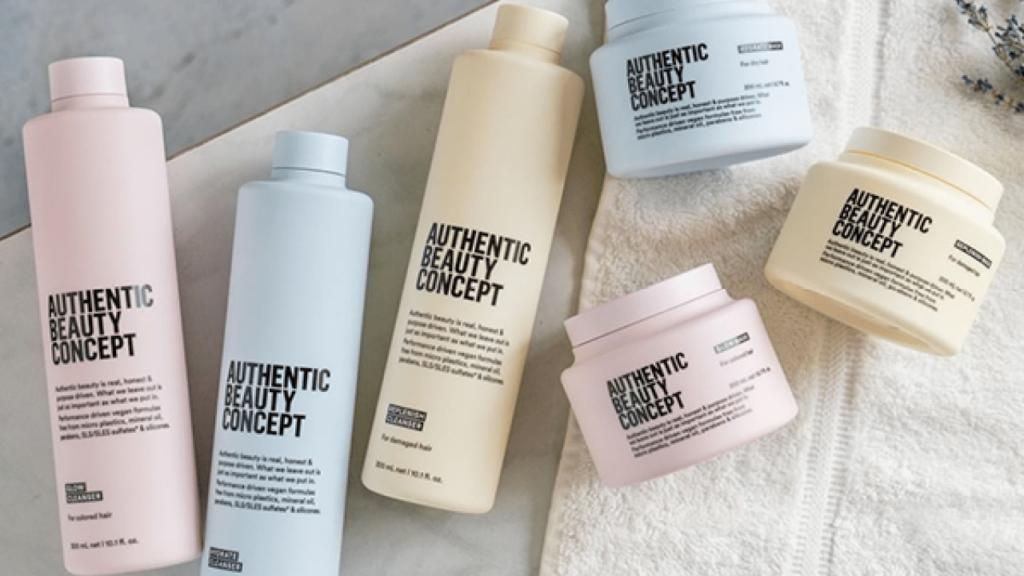 Authentic Beauty Concept haar producten