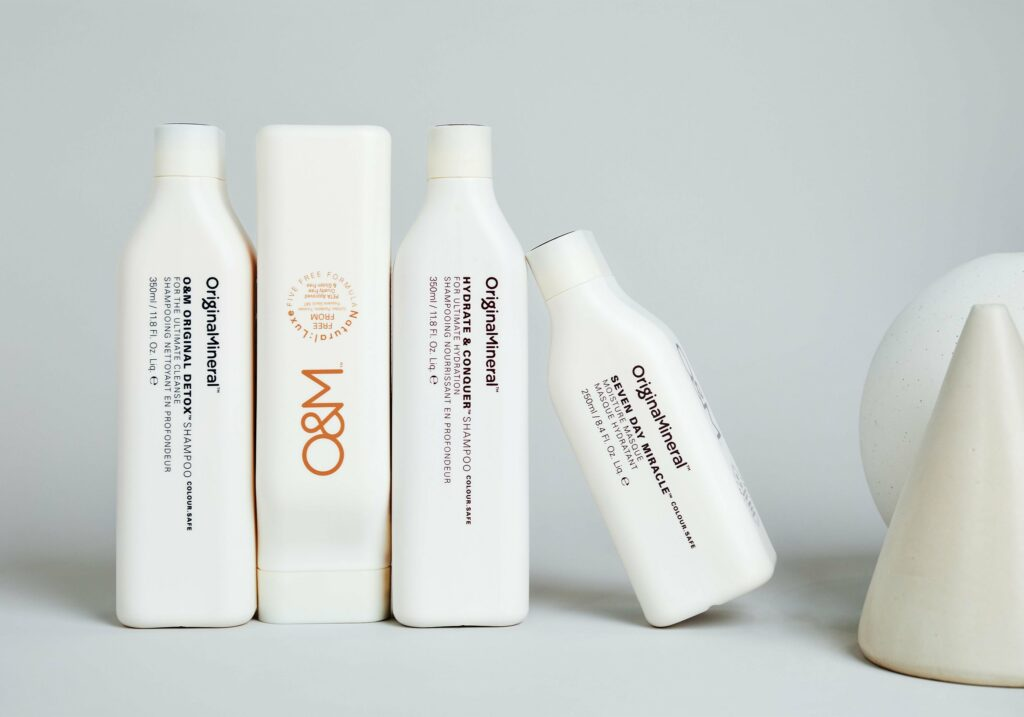 Original & Mineral hair products